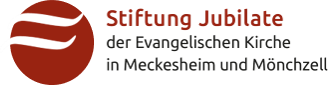 Quelle: Stiftung Jubilate